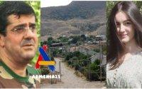 Ağdamdan köçən erməni qız: Azərbaycanlı zabit buradakı ermənilərdən daha yaxşı çıxdı