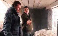 Qarabağın baş terrorçusu rusiyalı blogerlə yeni qazılmış səngər və bunkerlərdə... - VİDEO
