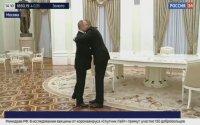 Putin İlham Əliyevi belə qarşıladı - VİDEO