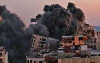 HƏMAS raket yağdırır, İsrail vurur -