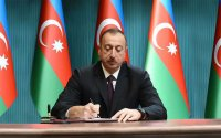 İlham Əliyev sərəncam imzaladı