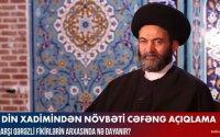 """""""İsrail İrana qarşı təxribata əl atmaq üçün Azərbaycana gəlib"""