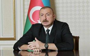 İstəyirsiniz Azərbaycan səhraya dönsün? - Prezident