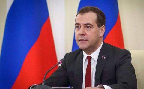 Medvedev Azərbaycana və Ermənistana müraciət etdi