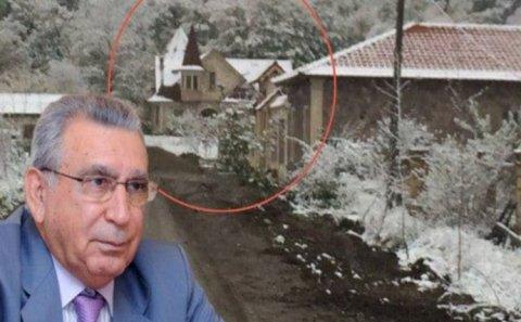 Ramiz Mehdiyevin daha bir villası üzə çıxdı - FOTO