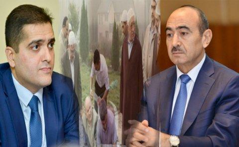 """""""Əli Həsənov FETÖ-nun tədbirlərində yuxarı başda otururdu"""""""