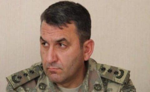 Ordumuzun polkovniki Suqovuşanda şəhid oldu