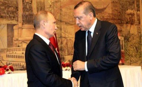 Putin Ərdoğanla danışdı: Əliyevlə görüş, Qarabağ...