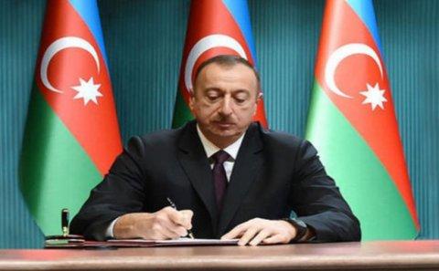Prezident onu sədr TƏYİN ETDİ - FOTO