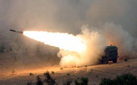 Türkiyə yaxınlığında qorxunc gəlişmə - Bölgə bombardman edildi