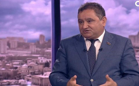 """""""BELƏ ÇIXIR, SİZİN İKİLİ HESABATINIZ OLUB?"""" - Deputat Hesablama Palatasını sərt tənqid etdi"""