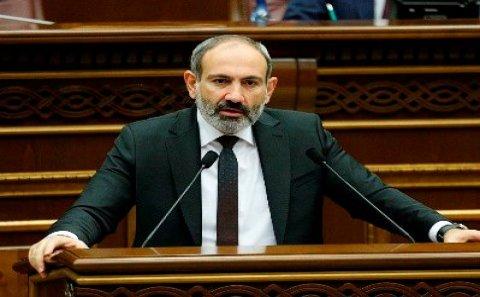 """Nikol Paşinyan: """"Bakı Qarabağın statusunu müzakirədən tamamilə imtina edir"""""""