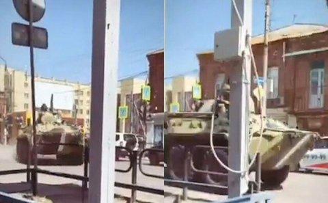 """""""Müharibəyə hazırıq"""" – Rusiyadan qorxunc mesaj"""
