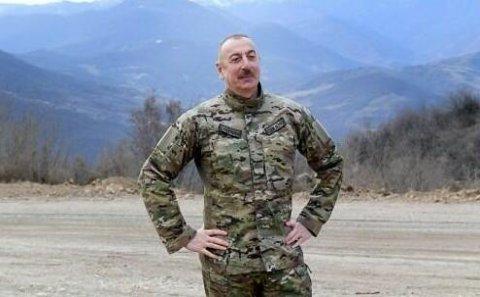Prezident: Zəngilanı cənnətə çevirəcəyik - Video