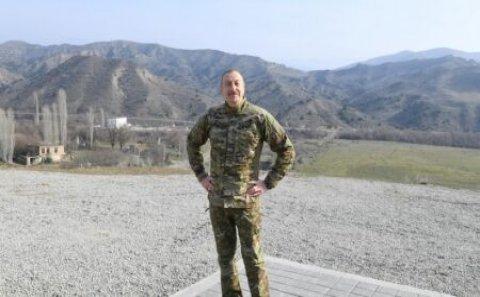 Zəngilandan Naxçıvana avtomobil yolu salınacaq - Prezidentdən vacib açıqlama + Video