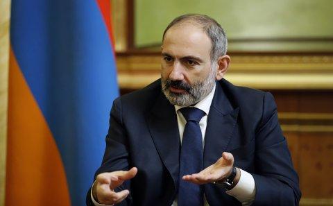 """Paşinyandan şok Qarabağ açıqlaması: """"Geriyə dönüşü olmayan nöqtə..."""""""