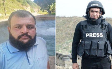 Şəhid jurnalistlər təltif edildi