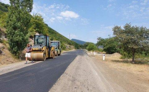 Xankəndi-Şuşa yolunu niyə ermənilər asfaltlayır?..-FOTO
