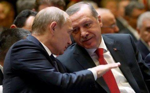 Putin Ərdoğana zəng etdi: Yardıma davam edəcəyik