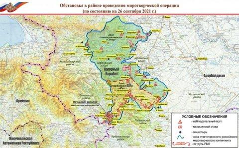 Rusiya MN Tərtərin Qapanlı kəndini də  məsuliyyət zonasına daxil etdi...-HƏDSİZLİK