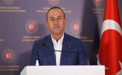 Mövlud Çavuşoğlu Ermənistana xəbərdarlıq etdi